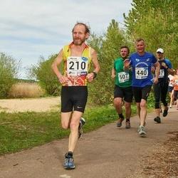 46. jooks ümber Harku järve - Kuno Kipper (210), Juhan Paabstel (440)