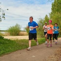 46. jooks ümber Harku järve - Tatjana Tšurkina (691)