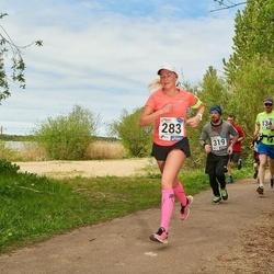 46. jooks ümber Harku järve - Elina Laanep (283)