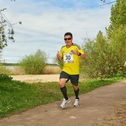 46. jooks ümber Harku järve - Manuel Anaya (30)
