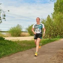 46. jooks ümber Harku järve - Marge Põder (510)