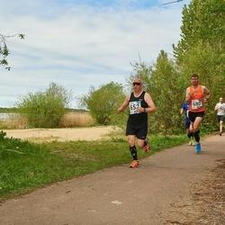 46. jooks ümber Harku järve - Tauno Trallmann (680)