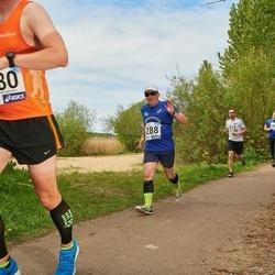 46. jooks ümber Harku järve - Heino Lahe (288)