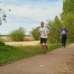 46. jooks ümber Harku järve - Tõnis Pärn (516)