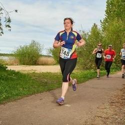 46. jooks ümber Harku järve - Anne-Ly Viikmaa (748)