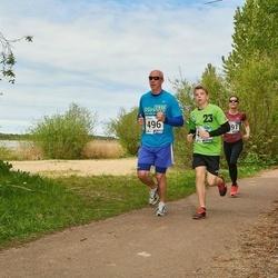 46. jooks ümber Harku järve - Janek Popell (496)