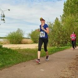 46. jooks ümber Harku järve - Ragne Vaher (709)