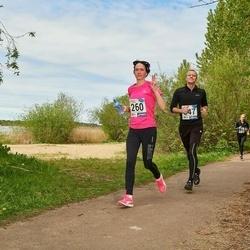 46. jooks ümber Harku järve - Kertu Kurg (260)