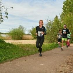 46. jooks ümber Harku järve - Anni Viik (848)