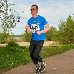 46. jooks ümber Harku järve - Tanel Rosenblad (842)