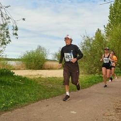 46. jooks ümber Harku järve - Rein Piirsalu (483)