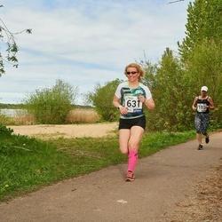 46. jooks ümber Harku järve - Kristiina Säre (631)