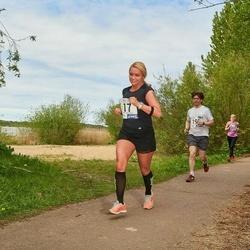 46. jooks ümber Harku järve - Anneli Aidla (17)
