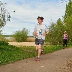 46. jooks ümber Harku järve - Gert Kello (193)