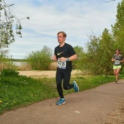 46. jooks ümber Harku järve - Madis Piigli (478)