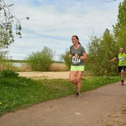 46. jooks ümber Harku järve - Merit Ots (437)