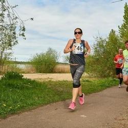 46. jooks ümber Harku järve - Raili Vesberg-Pikk (746)
