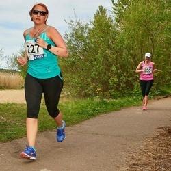 46. jooks ümber Harku järve - Carmen Kolomainen (227)