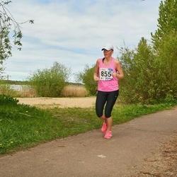 46. jooks ümber Harku järve - Ulla Helm (855)