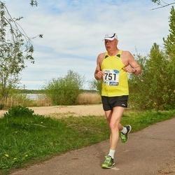 46. jooks ümber Harku järve - Heini Viilup (751)