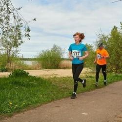 46. jooks ümber Harku järve - Karin Jesse (117)