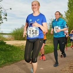 46. jooks ümber Harku järve - Marko Gorban (75), Sirli Kalbus (158)