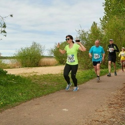 46. jooks ümber Harku järve - Eva Vipper (760)