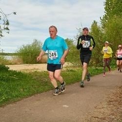 46. jooks ümber Harku järve - Valdar Krünberg (249)