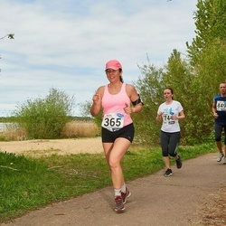 46. jooks ümber Harku järve - Jelena Mets (365), Kristina Verbitskaja (744)