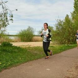 46. jooks ümber Harku järve - Milena Kozel (238)