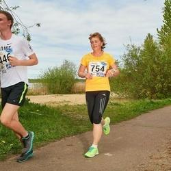 46. jooks ümber Harku järve - Maret Viira (754)