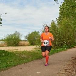 46. jooks ümber Harku järve - Terttu Kadarpik (149)
