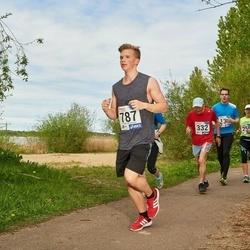 46. jooks ümber Harku järve - Joonas Voogne (787)