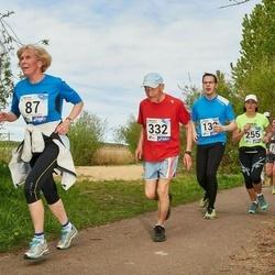 46. jooks ümber Harku järve - Arvo Luus (332)