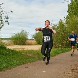 46. jooks ümber Harku järve - Elen Preimann (499)