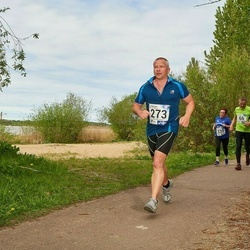 46. jooks ümber Harku järve - Leo Käige (273)