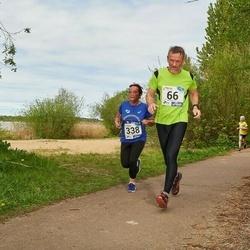 46. jooks ümber Harku järve - Peep Eomõis (66), Este Maidle (338)