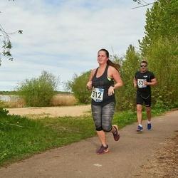 46. jooks ümber Harku järve - Kerli Liiv (312)