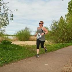 46. jooks ümber Harku järve - Katrin Abiline (14)