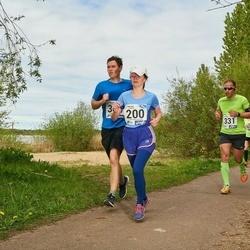 46. jooks ümber Harku järve - Krista Kiisler (200)