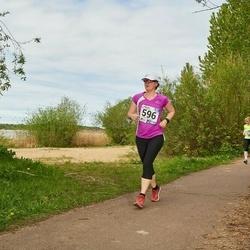 46. jooks ümber Harku järve - Annika Sepp (596)