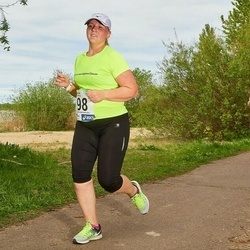 46. jooks ümber Harku järve - Maris Huopolainen (98)