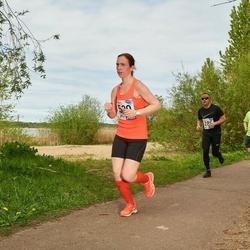 46. jooks ümber Harku järve - Ragne Riim (539)
