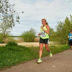 46. jooks ümber Harku järve - Margit Peebo (800)