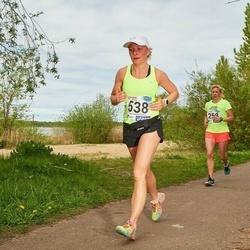 46. jooks ümber Harku järve - Kairi Marie Riigor (538)