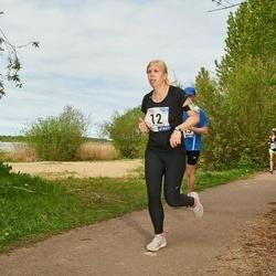 46. jooks ümber Harku järve - Evelin Aasamäe (12)