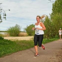 46. jooks ümber Harku järve - Kairiin Jõemets (131)