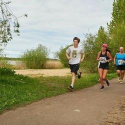 46. jooks ümber Harku järve - Eini Eskla (820)