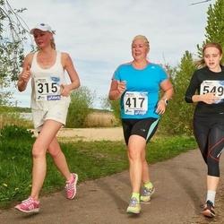 46. jooks ümber Harku järve - Aali Lilleorg (315), Jenny Roos (549)