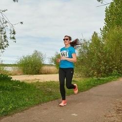 46. jooks ümber Harku järve - Talviki Rumberg (561)
